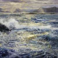 Across the Sound to Knoydart thumbnail