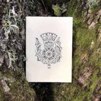 Thistle Mandala Card thumbnail