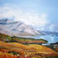 Loch Maree from Tollie Farm thumbnail