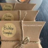 Soy Wax Sample Boxes by B Wax thumbnail