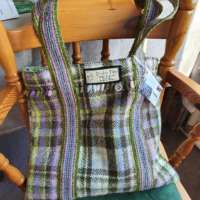 Hand Woven Shopper Bag - Loch Ness thumbnail