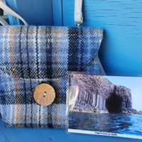 Hand Woven Shoulder Bag - Fingal's Cave thumbnail