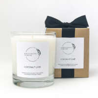 Coconut Lime Candle thumbnail