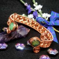 Copper Cuff Bracelet thumbnail