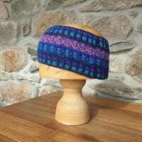 Peerie Headband Cosmos Blue thumbnail