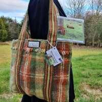 Hairy Cows Shopper Bag thumbnail