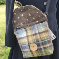Hand Woven Culloden Moor Shoulder Bag thumbnail