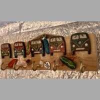 Campervan Keyholder thumbnail