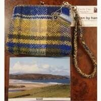 Large Handwoven Bettyhill Clasp Purse thumbnail