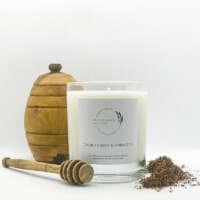 Dark Honey and Tobacco Candle thumbnail