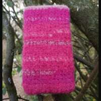 Tickled Pink Phone Sock thumbnail