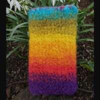 Rainbow Dreams Phone Sock thumbnail