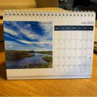 2022 Scottish Landscapes Photography Desktop Calendar thumbnail
