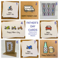 Handmade Father's Day Cards thumbnail