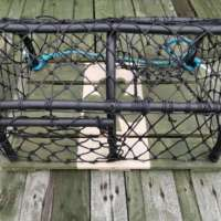 Shamrock Lobster Pot Garden Planter thumbnail