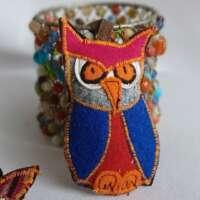 Owl Keyring thumbnail