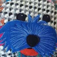 Decorative Scottie Dog Cushion thumbnail