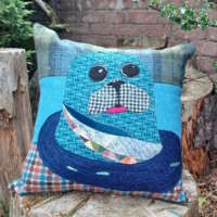 Decorative Sammy Seal Cushion thumbnail
