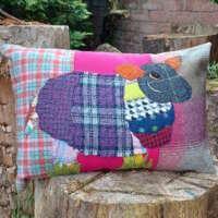 Decorative Sheep Cushion thumbnail