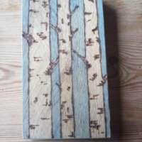 Birch Trees - Large thumbnail