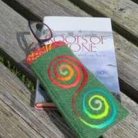 Green Glasses Case thumbnail