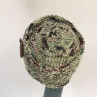 Green Wool Hat thumbnail