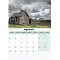 Iain Turnbull 2022 Calendar thumbnail
