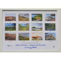 Scenes of Scotland 2022 Calendar thumbnail