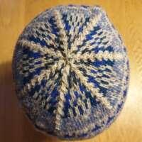 Kincraigie Beanie - Blue thumbnail