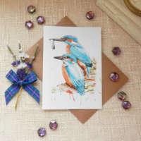 'Gone Fishing' Greeting Card thumbnail