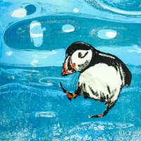 Playful Puffins Card Pack thumbnail