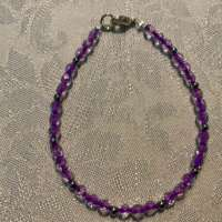 Pink and Purple Mix and Match Bracelets thumbnail