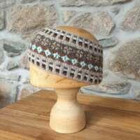 Peerie Headband Mooskit Natural thumbnail