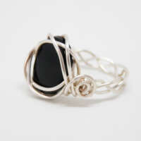 Black Onyx Ring thumbnail