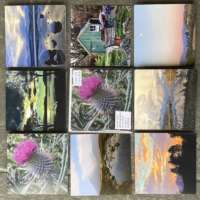 Pack of 8 Cards (inc Thistle) thumbnail