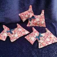 Scottie Dog Lavender Bags thumbnail