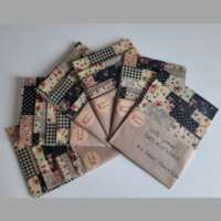 Patchwork Beeswax Food Wraps thumbnail