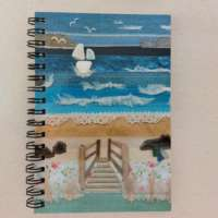 """Pathway to the Shore"" Notebook thumbnail"