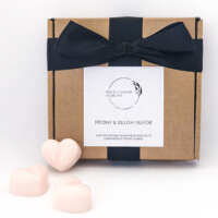 Peony and Blush Suede Wax Melts thumbnail