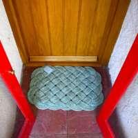 Turquoise Oblong Deck Mat thumbnail
