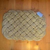 Beige Oblong Deck Mat thumbnail