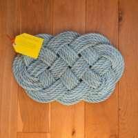 Turquoise Ocean Floor Mat thumbnail