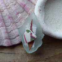 Sea Glass Brooch thumbnail