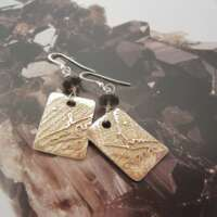 Old Man of Storr Silver Earrings thumbnail