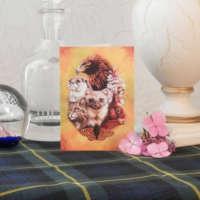 'Endangered Species' Greeting Card thumbnail
