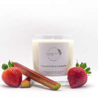 Strawberry and Rhubarb Candle thumbnail
