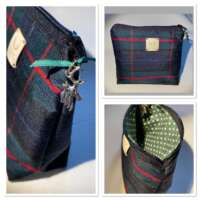 Shot Silk Tartan Handy Bag thumbnail