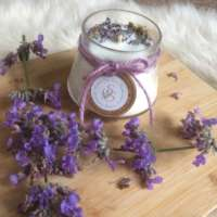 The Wild Lavender Scents Candle thumbnail