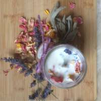 The Wild Roses/Lavender/Sage Combo Scent Candle thumbnail