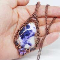 Tiffany Stone Necklace thumbnail